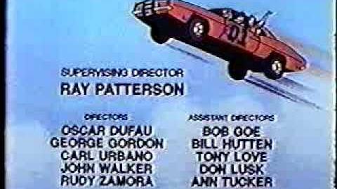 The Dukes Cartoon - Opening Credits