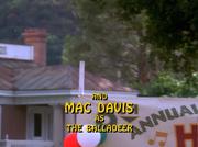 Mac Davis - title care