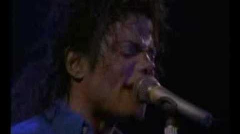 Michael Jackson - Man In The Mirror (Original Clip)