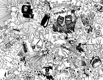 Lewis Doodles