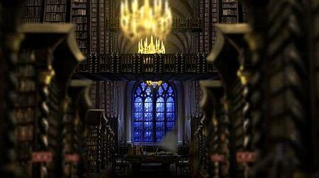 HogwartsLibrary