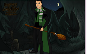 6th Slytherin