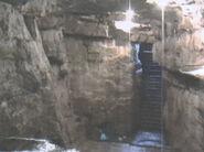 Tyendinaga caves stairway