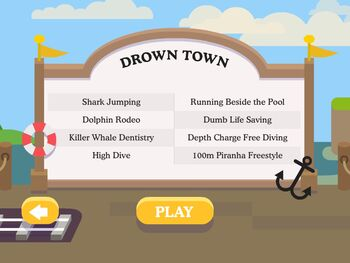 DWTD2 DrownTownList