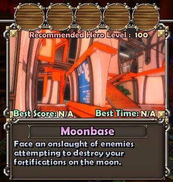 Moonbase summary
