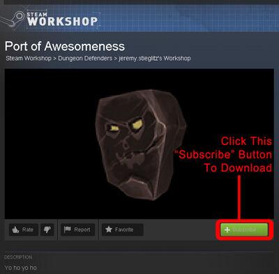 WorkshopSubscribe