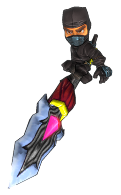 Ninjapose