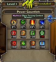 Powergauntlets
