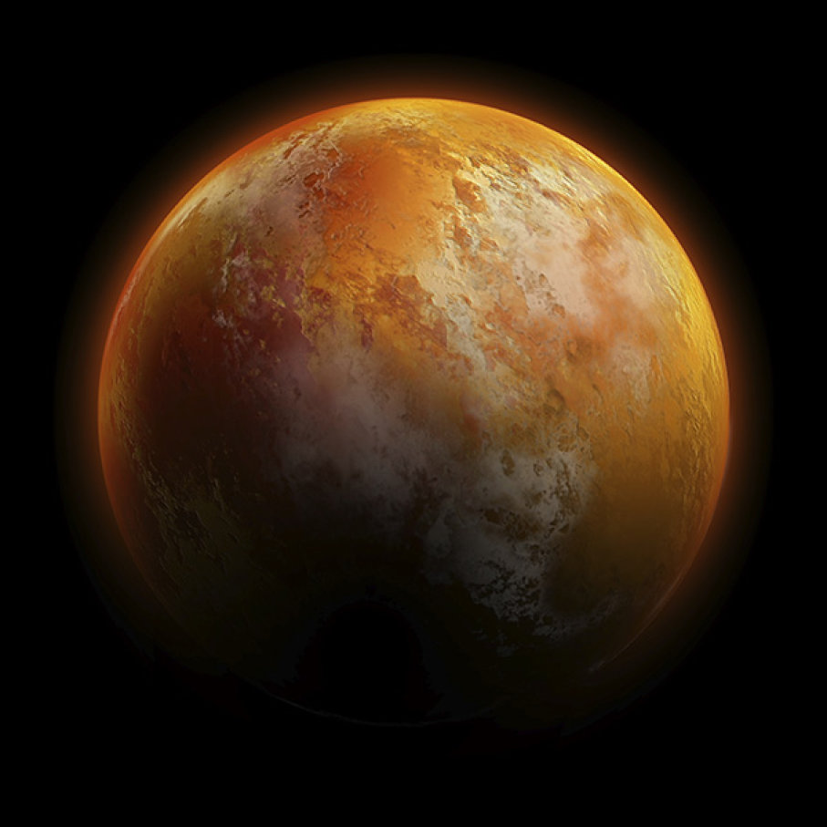 Arrakis planet