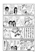 Sword Oratoria Manga Volume 2 Omake 3