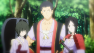 Mikoto, Ouka, and Chigusa 5