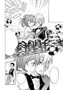Syr celebrates Ryuu's win - Episode Ryuu Manga 2