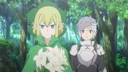 Bell and Ryuu