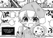 Finn Nichijou Manga