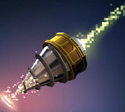 Drill Pod