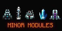 Minor Modules