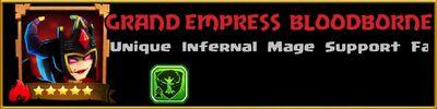 Profile Grand Empress Bloodborne