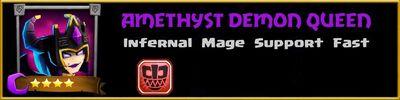 Profile Amethyst Demon Queen