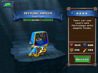 Deeplake Ranger