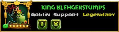 Profile King Blehgerstumps