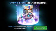 Stonefist first ascension