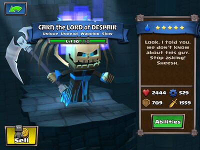 Carn the Lord of Despair