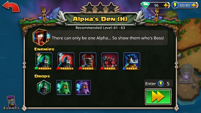 Alphas Den