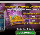 Heroic Summon Jackpot