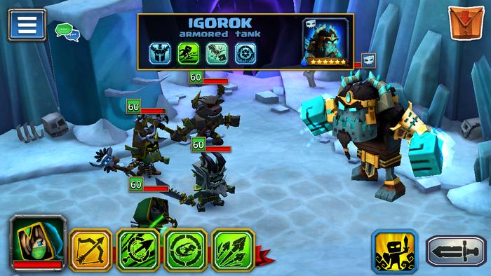 Ancient Ice hard IGOROK