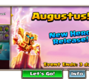 Recruiting Augustus the Paladin!