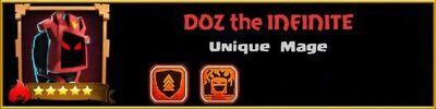 Profile Doz the Infinite