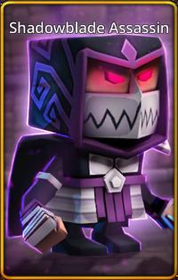 Shadowblade Assassin skin