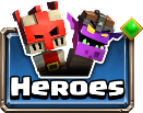 Heroes Tab Icon With Notification