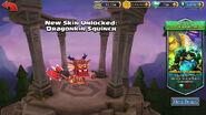 Dragonkin Squinch skin unlock