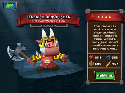 Feverish Demolisher