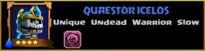 Profile Quaestor Icelos