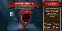 Firespike Master