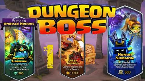 Dungeon Boss - Summon 1