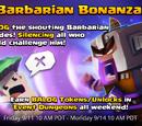 Barbarian Bonanza