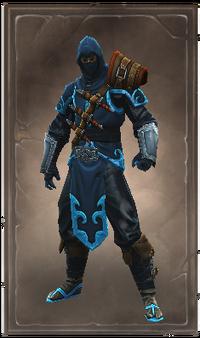 Nightcloak armor