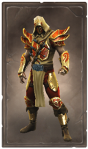 Blazestrike armor