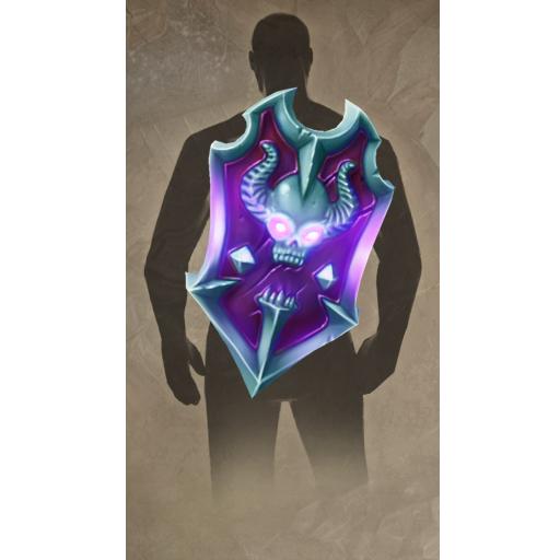 Demonic shield skillitem