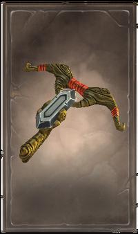 Stonesoul crossbow
