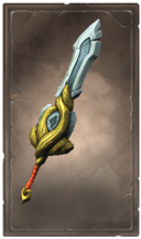 Druidic greatsword