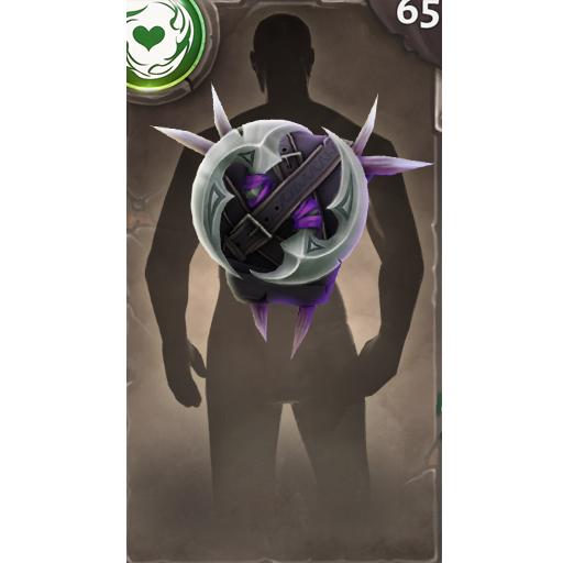 Blade disc skillitem