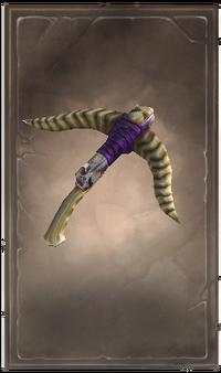Demonboon crossbow