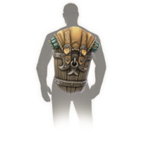 Healing shield skillitem