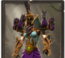 Grim Hades Mantle