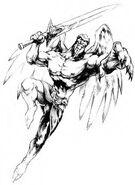 Dark Angel Concept