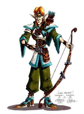 File:Elven Archer Concept.jpg
